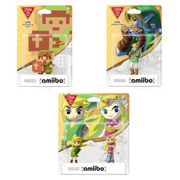 Legend of Zelda 30th Anniversary amiibo Set