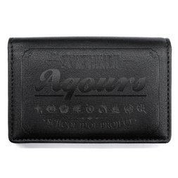 Love Live! Sunshine!! Aqours Synthetic Leather Card Case