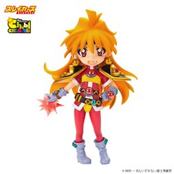 Chibi CharaGumin (Mini) Lina Inverse Non-Scale Garage Kit