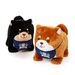 Chuken Mochi Shiba Standing & Barking Big Plush Collection