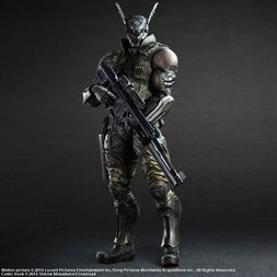 Play Arts Kai Appleseed Alpha Briareos Hecatonchires