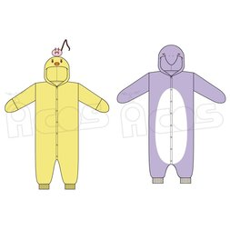 Uta no Prince-sama Kigurumi Pajama Collection