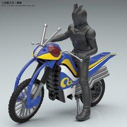 Mecha Collection Kamen Rider Acrobatter