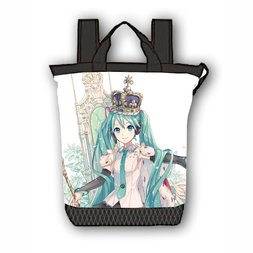 Hatsune Miku 10th Anniversary Tote Backpack