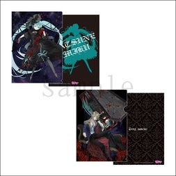 Hatsune Miku: Sang -Another Story- A4-Size Clear File Set