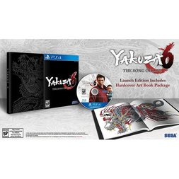Yakuza 6: The Song of Life Essence of Art Edition (PS4)