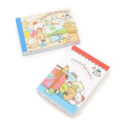 Sumikko Gurashi Oheya no Sumi de Tabikibun Mini Memo Pad