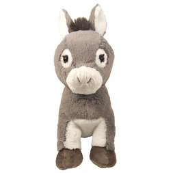 Fluffies Medium Donkey Plush