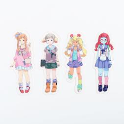 PARK CO;RYU Sticker Set