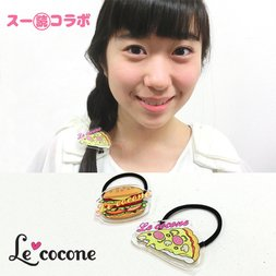 Le cocone Junk Food Hair Bands