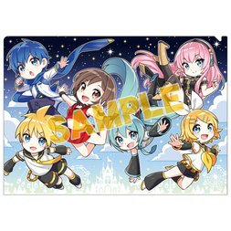Vocaloid Clear File: Nardack Ver.