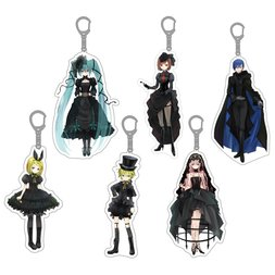 Hatsune Miku Vampire Fest Acrylic Keychain Charm Collection