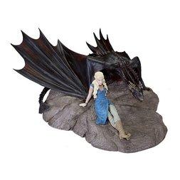 Game of Thrones: Daenerys & Drogon Statuette