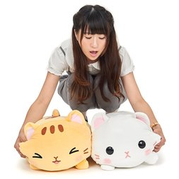 Mochikko Neko Nyanzu Cat Plush Collection (Big)