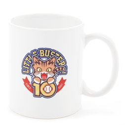 Little Busters! 10th Anniversary Mug