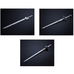 Sword Art Online Sterling Silver Swords