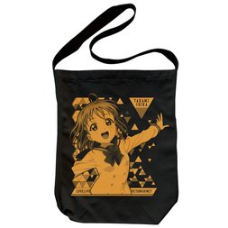 Love Live! Sunshine!! Chika Takami Black Shoulder Tote Bag