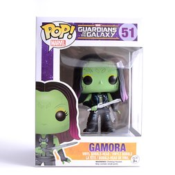 POP! Marvel No. 51: Gamora | Guardians of the Galaxy