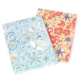EVA STORE TOKYO-01 Original Nordic-Style Hardcover Notebooks