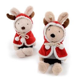 le sucre Noel Small Reversible Plushies