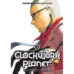 Clockwork Planet Vol. 4