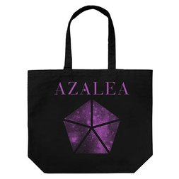 Love Live! Sunshine!! Azalea Large Black Tote Bag