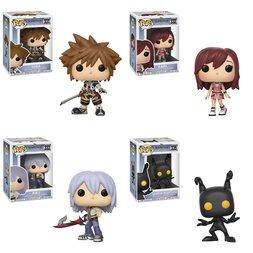 Pop! Disney: Kingdom Hearts - Complete Set