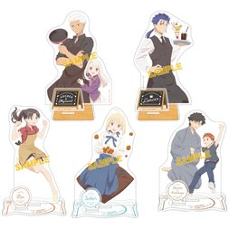 Today's Menu for Emiya Family Acrylic Stand Collection