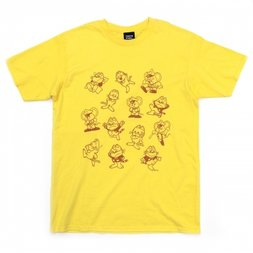 Mappy Yellow T-Shirt 2017