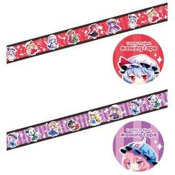 Touhou Project Masking Tape