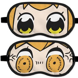 Pop Team Epic Popuko Eye Mask