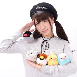 Kotori Tai Pipitto! Bird Plush Collection (Ball Chain)