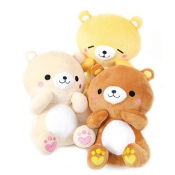 Kumamin Yurukawa Bears Big Plush Collection