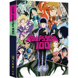 Mob Psycho 100: The Complete Series Limited Edition Blu-ray/DVD Combo Pack