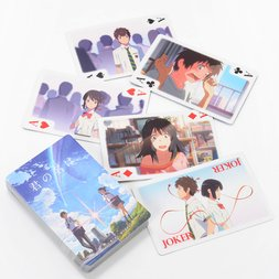Your Name Playing Cards