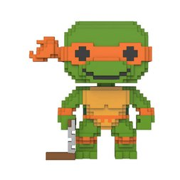 8-Bit Pop!: Teenage Mutant Ninja Turtles - Michelangelo