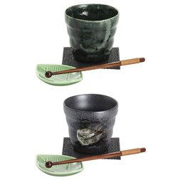 Mino Ware Rocks Cup Set