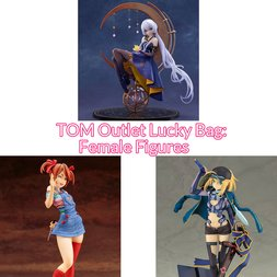 TOM Outlet Lucky Bag: Female Figures