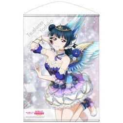 Love Live! Sunshine!! Yoshiko Tsushima: Angel Edition B2-Size Wall Scroll