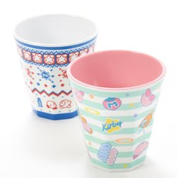 Kirby's Dream Land Melamine Cups
