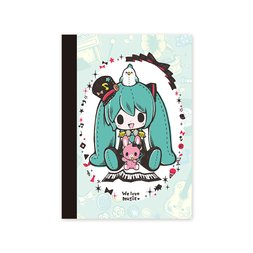 Snow Miku Notebook