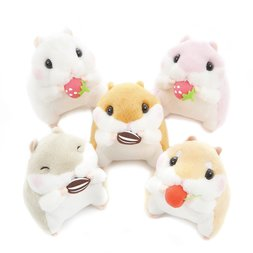 Coroham Coron Glutton Hamster Plush Collection (Standard)