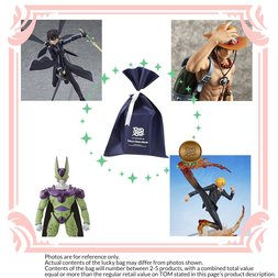 TOM Outlet Lucky Bag: Shonen Figures (Bronze Value)