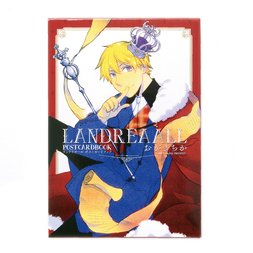 Landreaall Postcard Book