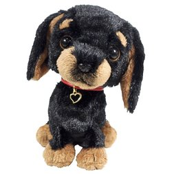 PUPS! Plush Miniature Dachshund