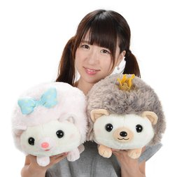 Harinezumi no Harin Forest Party Hedgehog Plush Collection (Jumbo)