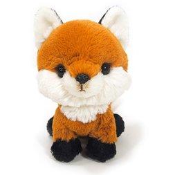 Fluffies Small Fox Plush