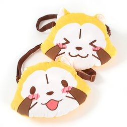 Rascal the Raccoon Gamaguchi Pouches (Big)