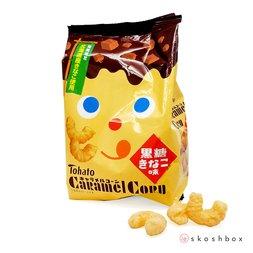Caramel Corn Kokuto Kinako