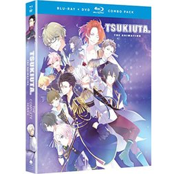 Tsukiuta. The Animation: The Complete Series  Blu-ray/DVD Combo Pack